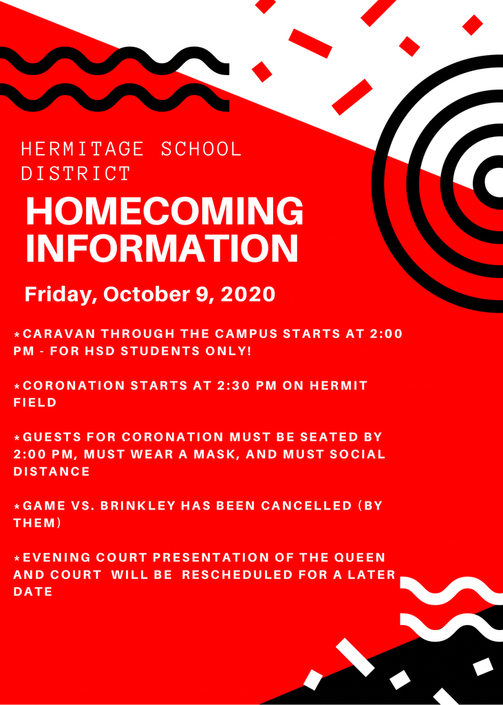 Homecoming Details