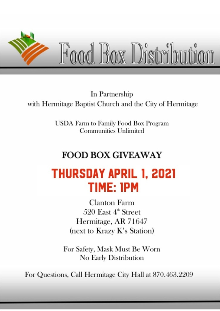Food Box Distribution