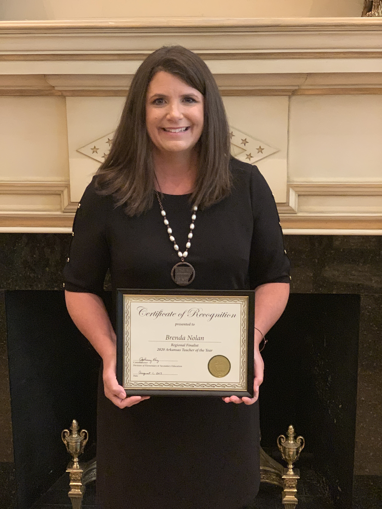Brenda Nolan, Arkansas Teacher of the Year Finalist
