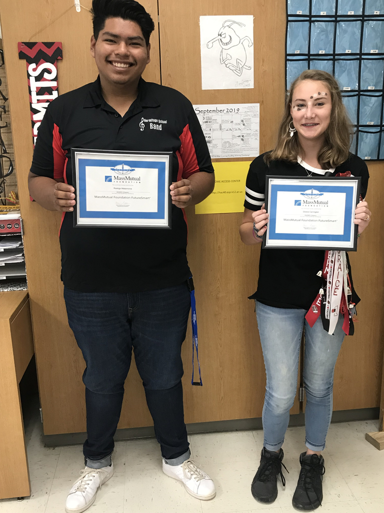 Rodrigo and Gracie—Ever-Fi certified!