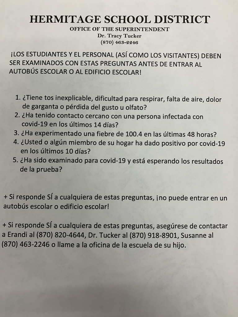 Spanish screener-REVISED