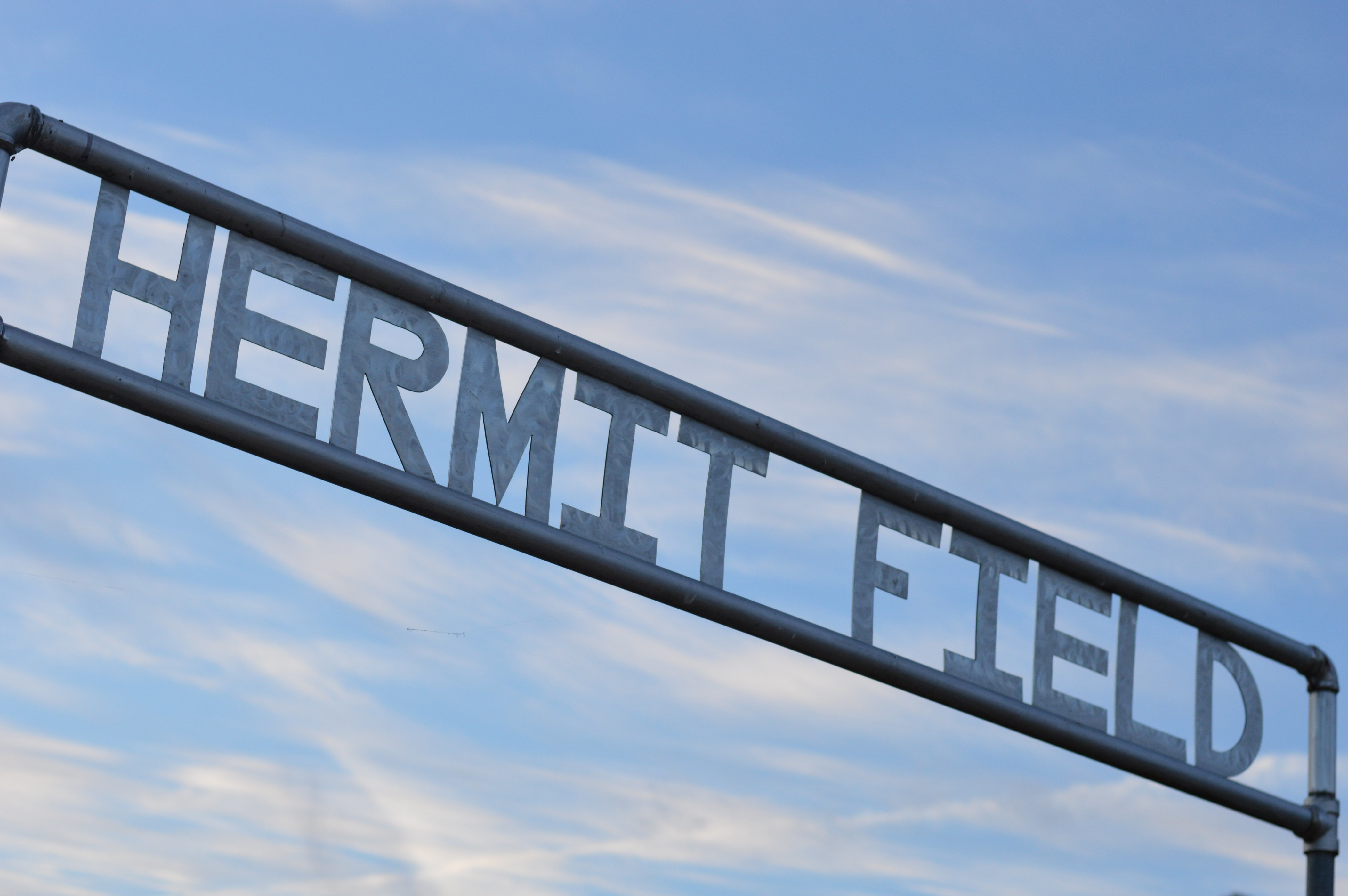 Banner for Hermit Field