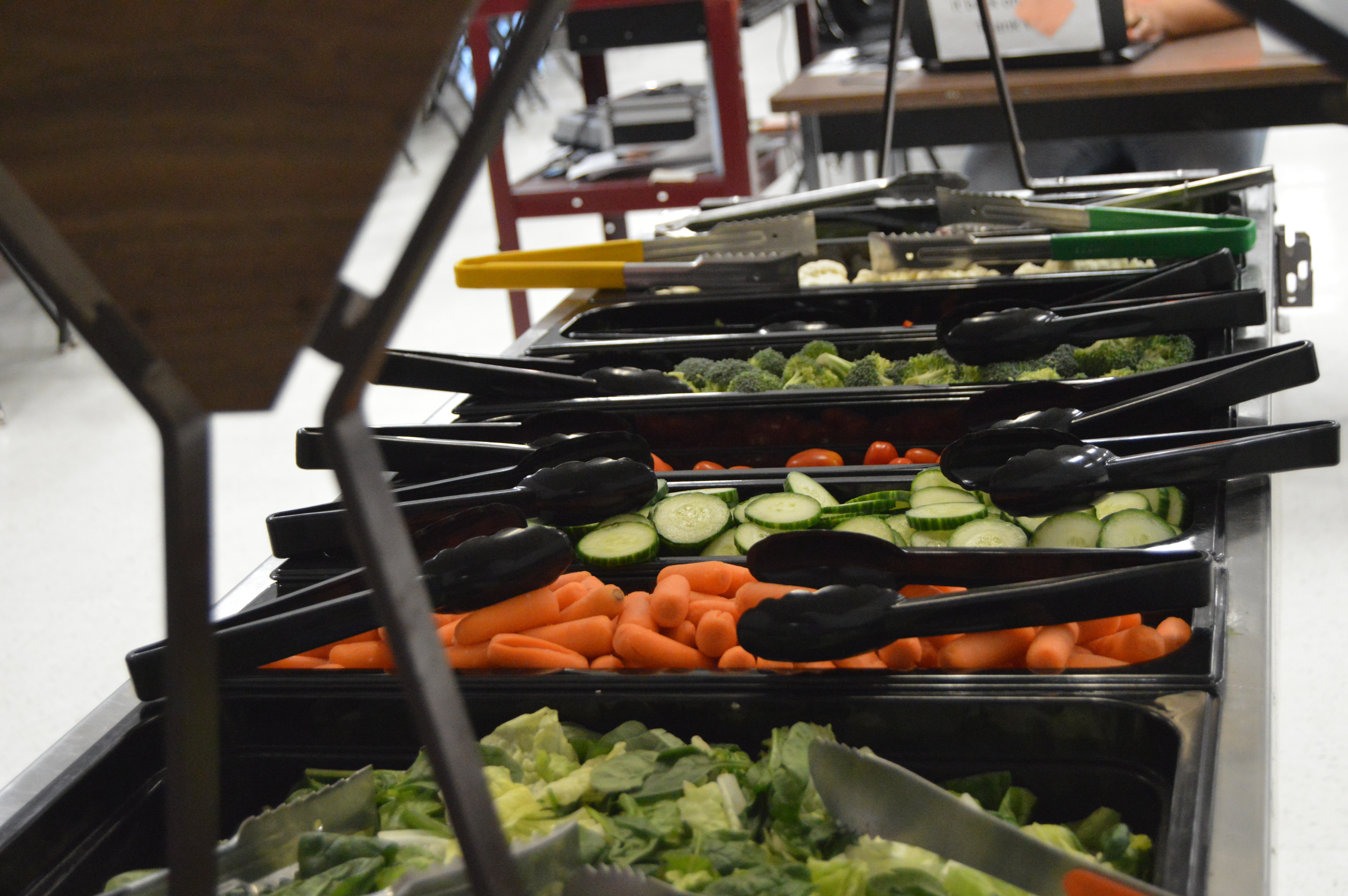 HHS Salad Bar